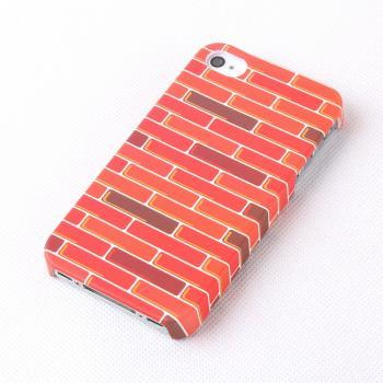 3D Artistic Brick Wall Hard Case For Iphone 4/4s